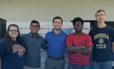 STEM AT GTRI - Summer Students